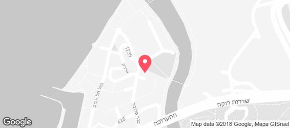 ביר גארטן - מפה