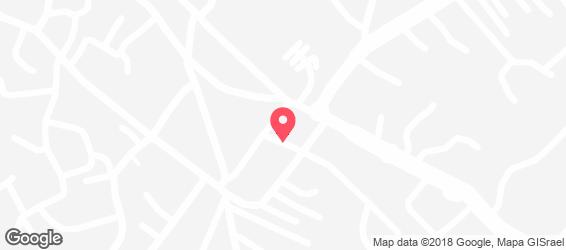 oz שירותי קייטרינג - מפה