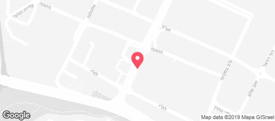 ביגה - מפה
