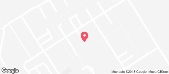 גיליס - קצביה מסעדה - מפה