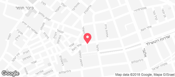 כנען - מפה
