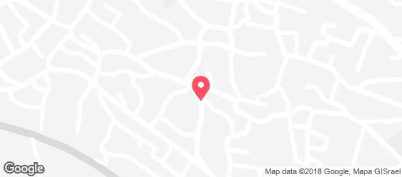 חומוס אבו שקיב - מפה