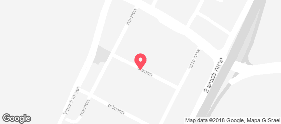 ברביקיו - מפה