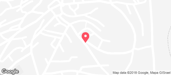 מסעדת XO - מפה