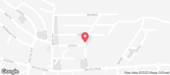 שיפודM - מפה