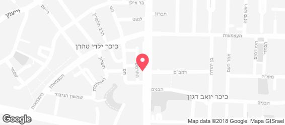 רומר  22 - מפה