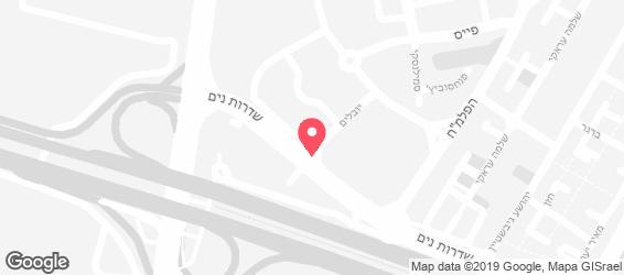 רולדין - מפה