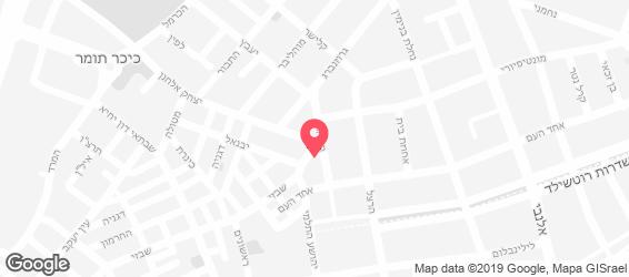 ewasafi - מפה