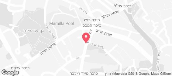 JLM - מפה