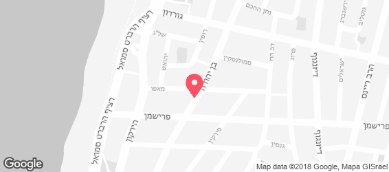 Italeat איטלאיט - מפה