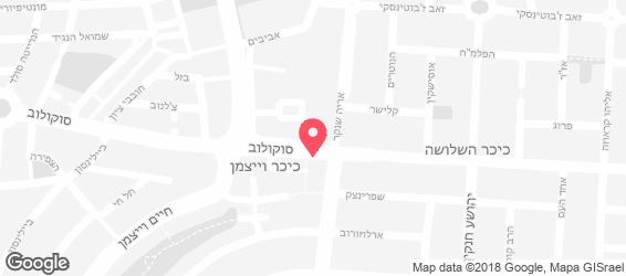 EggZit - מפה