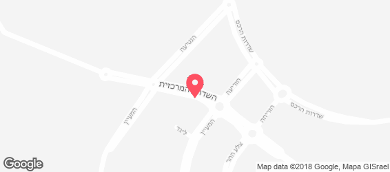 Sharon's - מפה