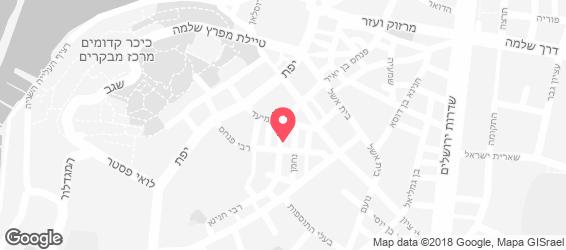 RABAK - מפה
