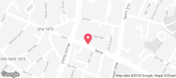 YOFORIA - מפה