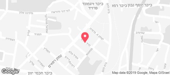 סמדר - מפה