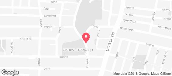 ג'חנון חרזי - מפה