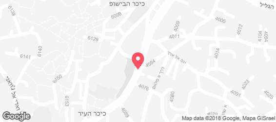 פושקה PUSHKA - מפה