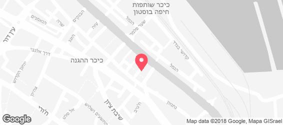 ביר סטיישן - מפה