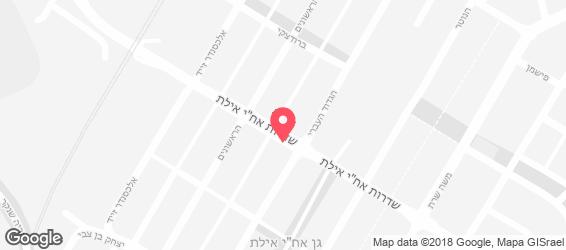 פיצריה - מפה