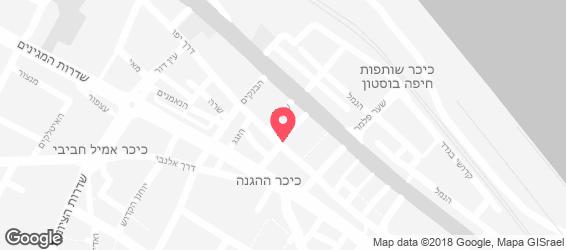 Yaffa - מפה