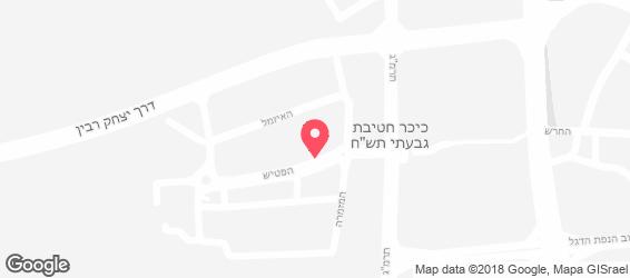 עיז׳ו וביז׳ו - מפה