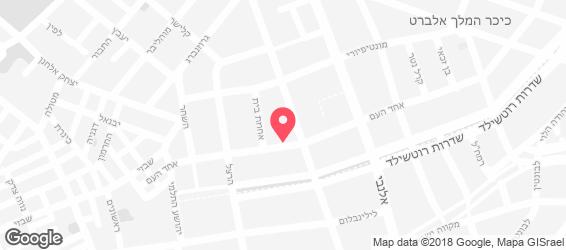 ספונטיני - מפה