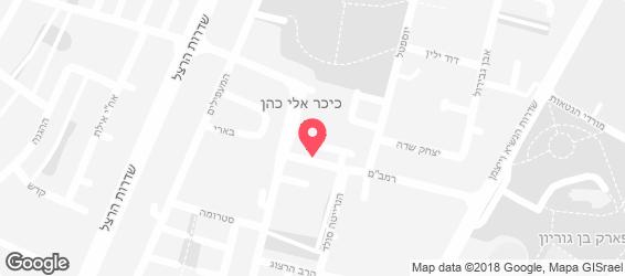 הדגו HADGU - מפה