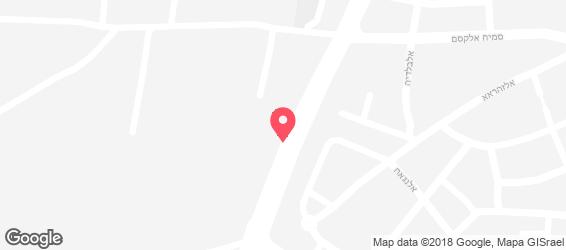אושן - מפה