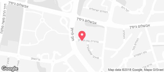 Sharon's kitchen - מפה