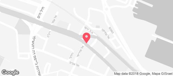 אבולעפיה - מפה
