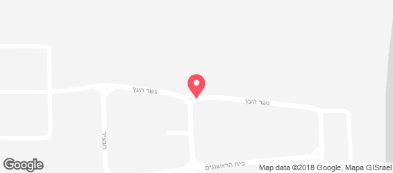 קאן אקספרס - מפה
