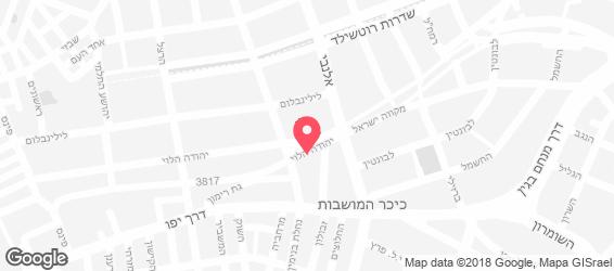 L adress - מפה
