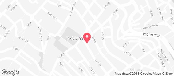 WASABI SUSHI - מפה