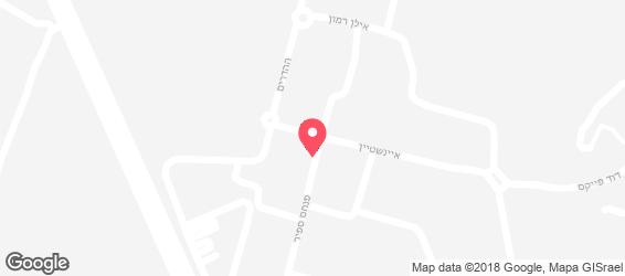 אנגוס ארועים - מפה