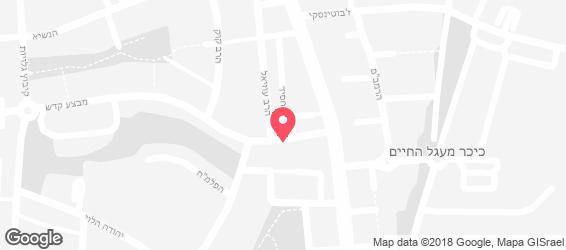 ווסאבי - מפה