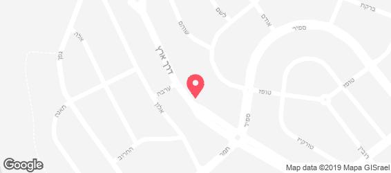 שניצל FIX - מפה