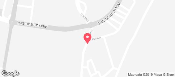 יולה בר - מפה