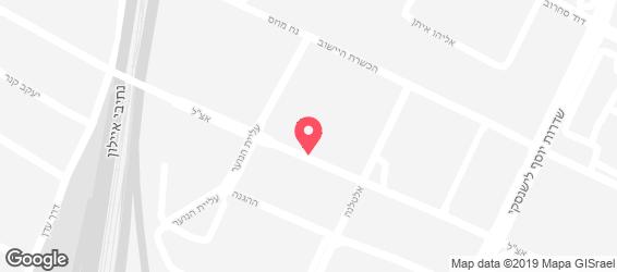 קראמבל - מפה