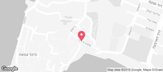 פלוקה - מפה