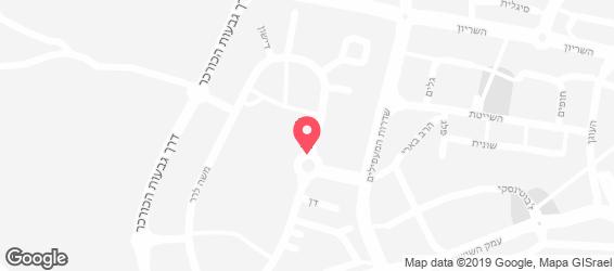 ניושי - מפה