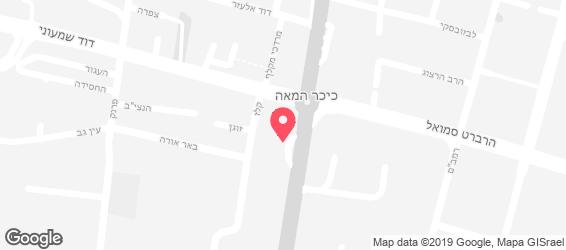 סמבוסל'ה - מפה