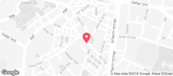 יוקוזונה - מפה