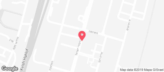 פראטלי - מפה