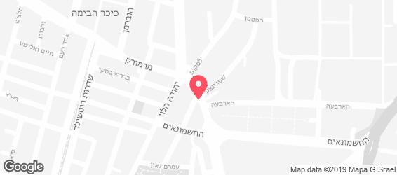 khudari - מפה