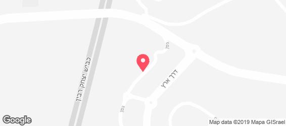 גולדה - מפה