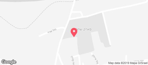 שבילים - מפה