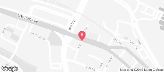 MY COFFEE - מפה