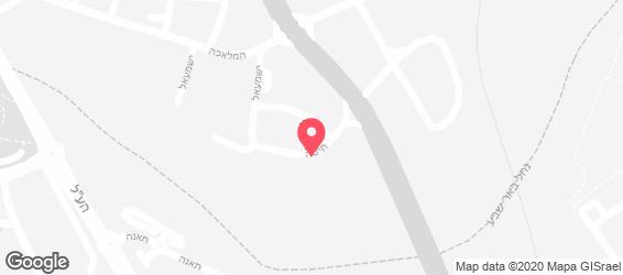 פטריקס - מפה
