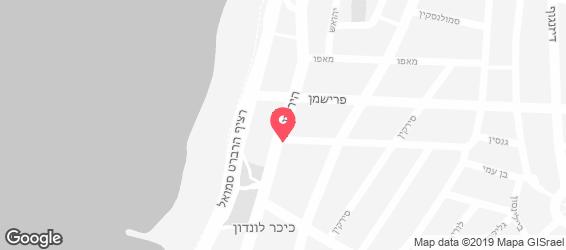 מולי בלום - מפה