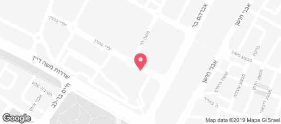 פיאנו פיאנו - מפה